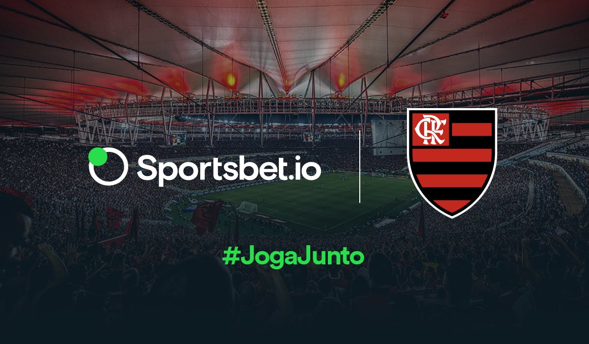 Sportsbet.io plays along with Flamengo!