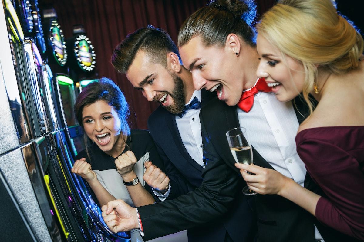 线上赌场娱乐的优势