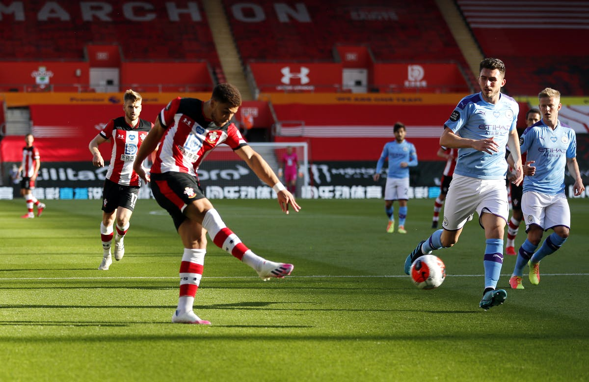 Southampton Pulls Off Massive Upset Against Manchester City