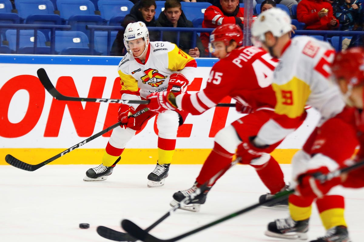 Jokerit likely to push for Gagarin Cup