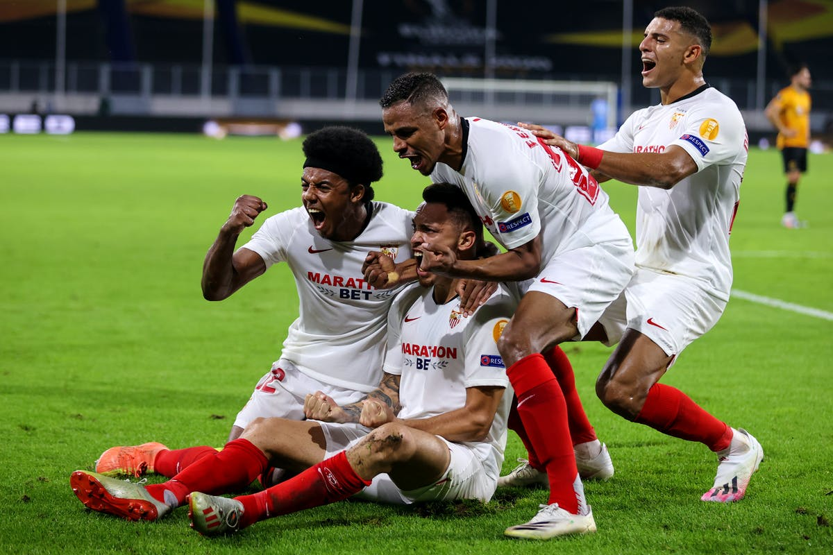 Soccer Sevilla Advances to Semi-Final with 1-0 Win over Wolves ...