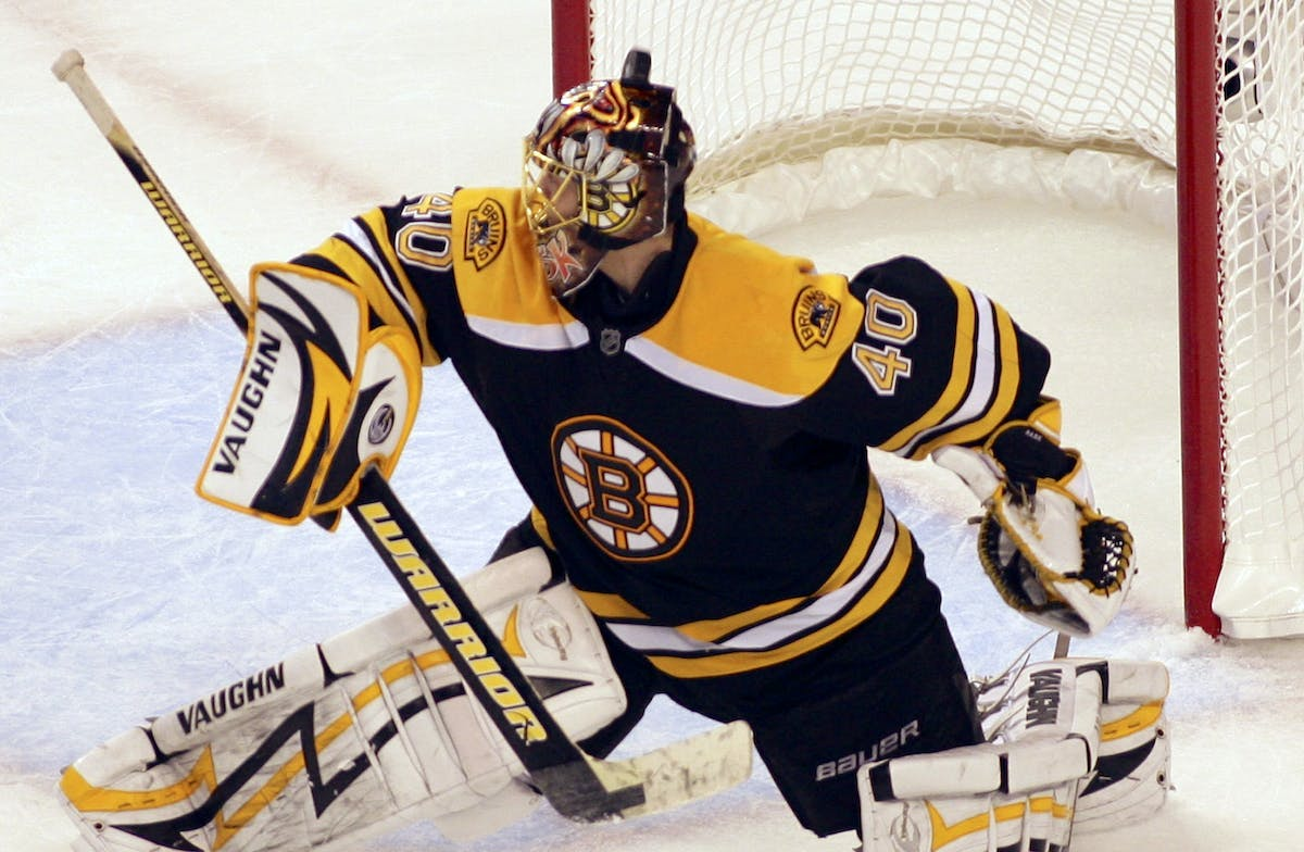 Bruins ready to win with Rask