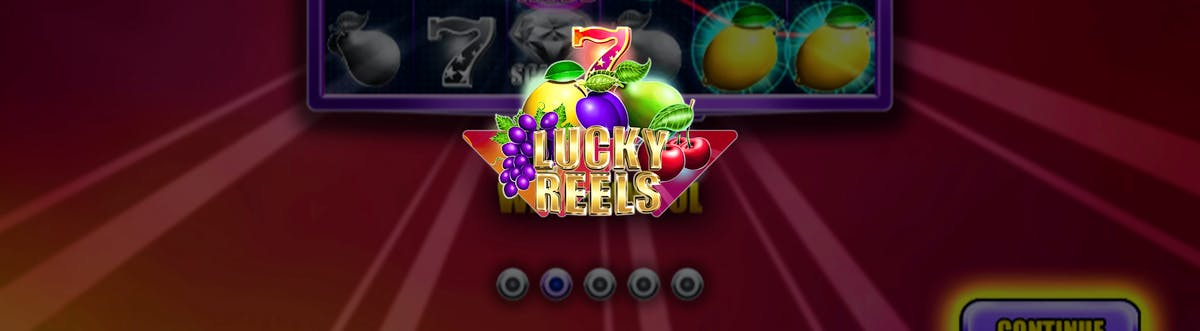 Get Real Lucky on the Classic Lucky Reels