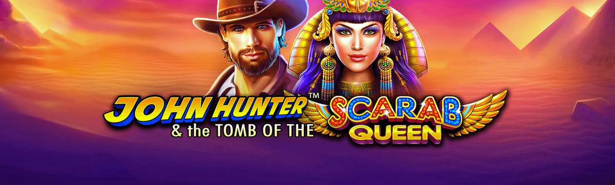 Venture with John Hunter and the Tomb of the Scarab Queen