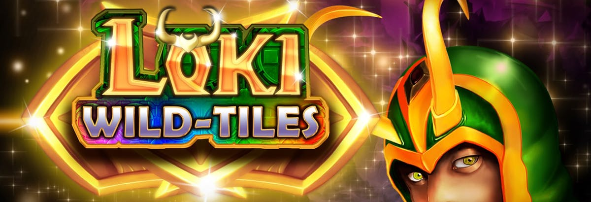 Give the Trickster a Spin in Loki Wild-Tiles