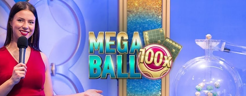 How to play Mega Ball (by Evolution Gaming)
