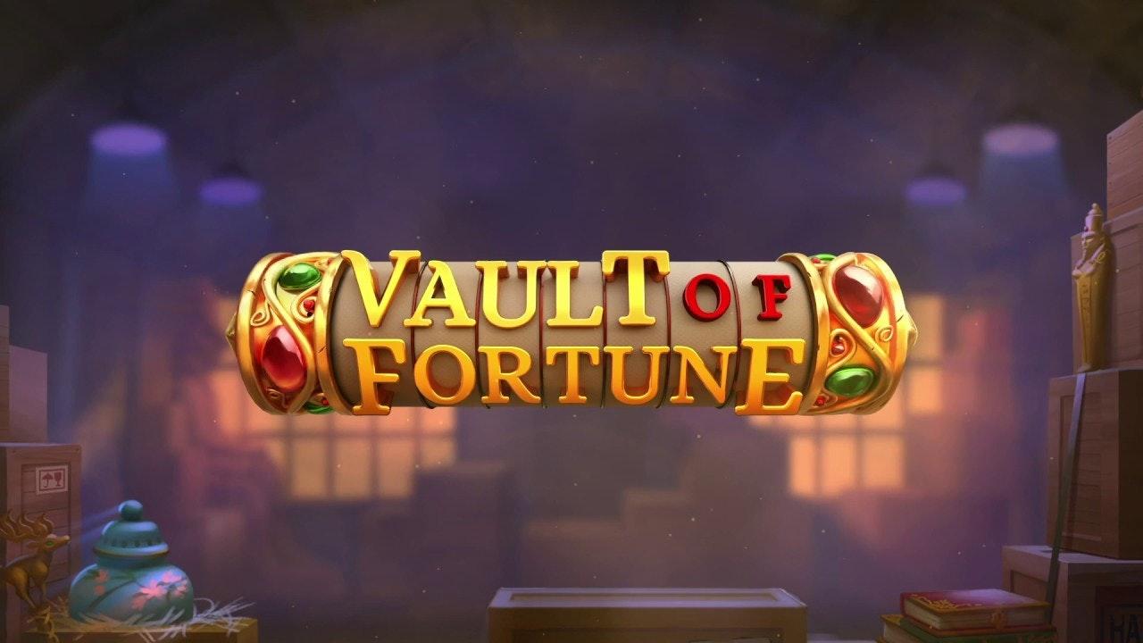Ein Warenlager mit wertvollen Gewinnen erwartet Sie in Vault of Fortune!