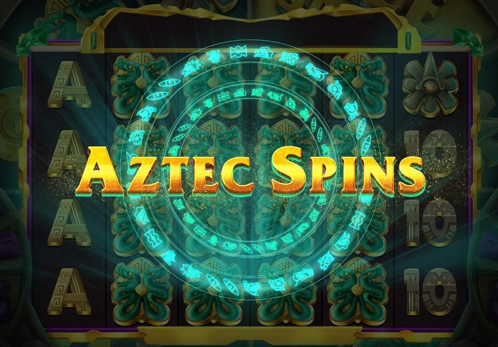 Explore Ruínas Ancestrais em Aztec Spins