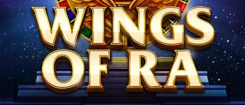 Découvrez les trésors de l'Égypte antique dans Wings of Ra