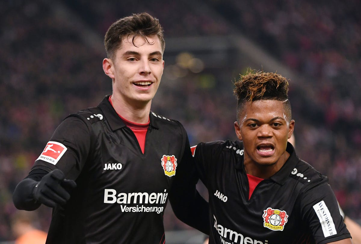 Leon Bailey Praises Kai Havertz as an Inspiration to Youngsters