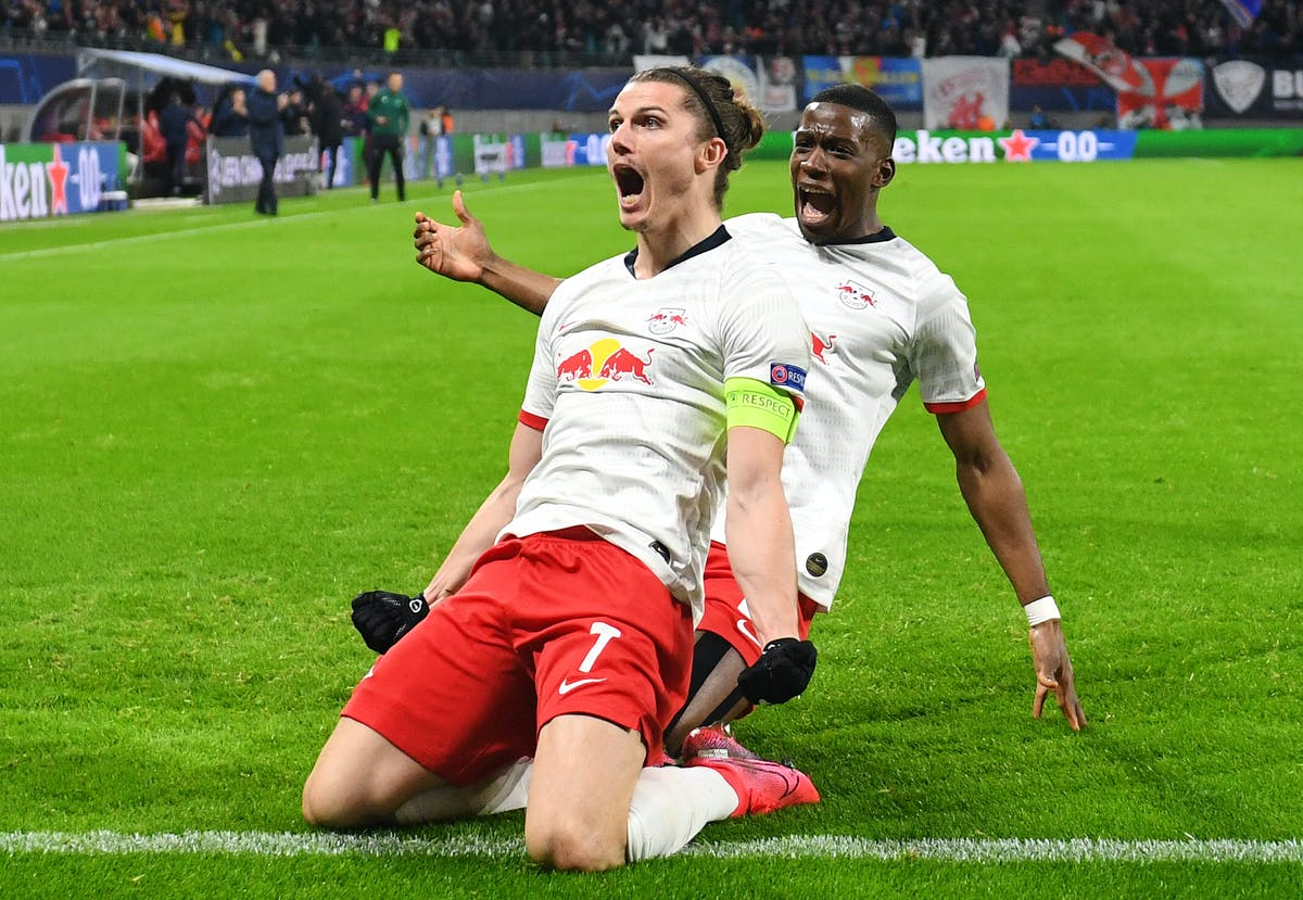 Leipzig's Marcel Sabitzer Opens Up About Spurs Interest