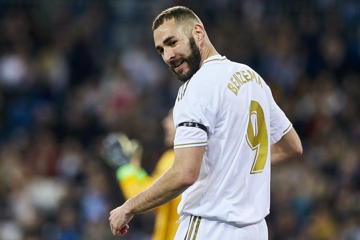 Soccer Paris Saint-Germain Pushing to Sign Karim Benzema Article ...