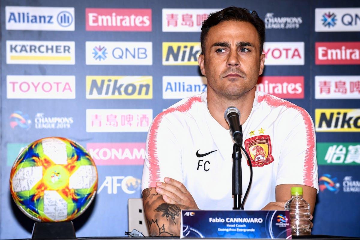 Cannavaro Hopes to Coach in Premier League
