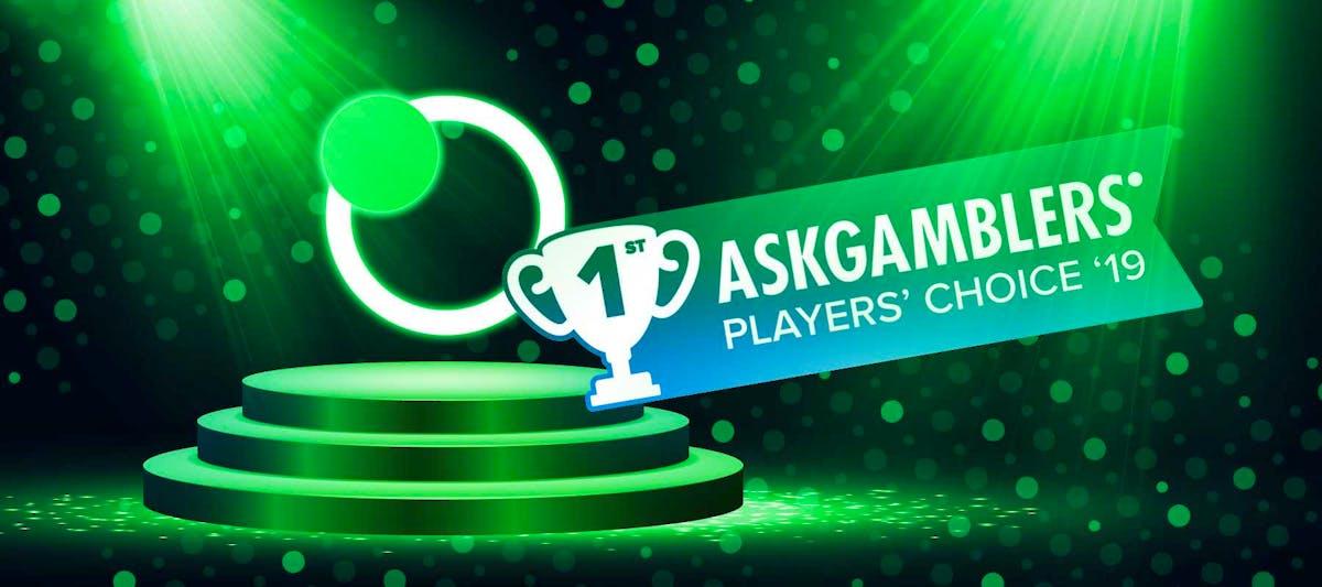 Sportsbet.io Casino Wins Players' Choice Casino Award