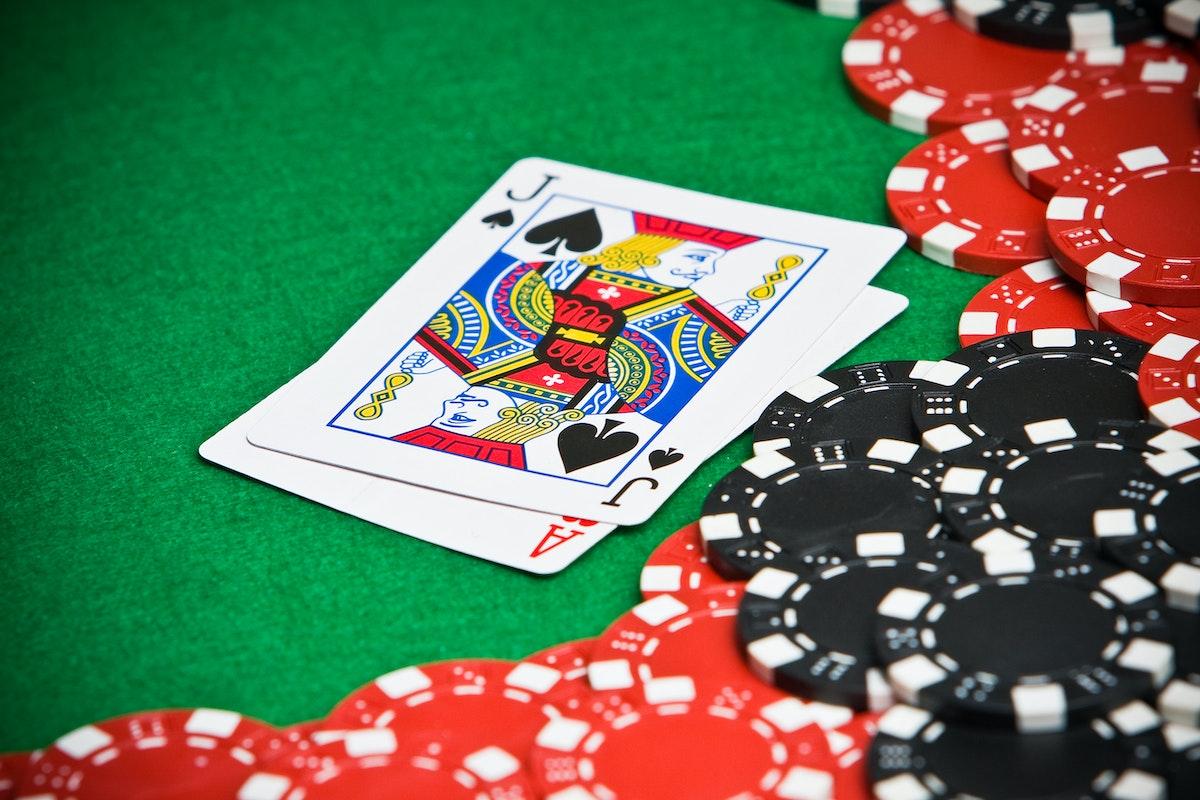 Blackjack on theBack Foot