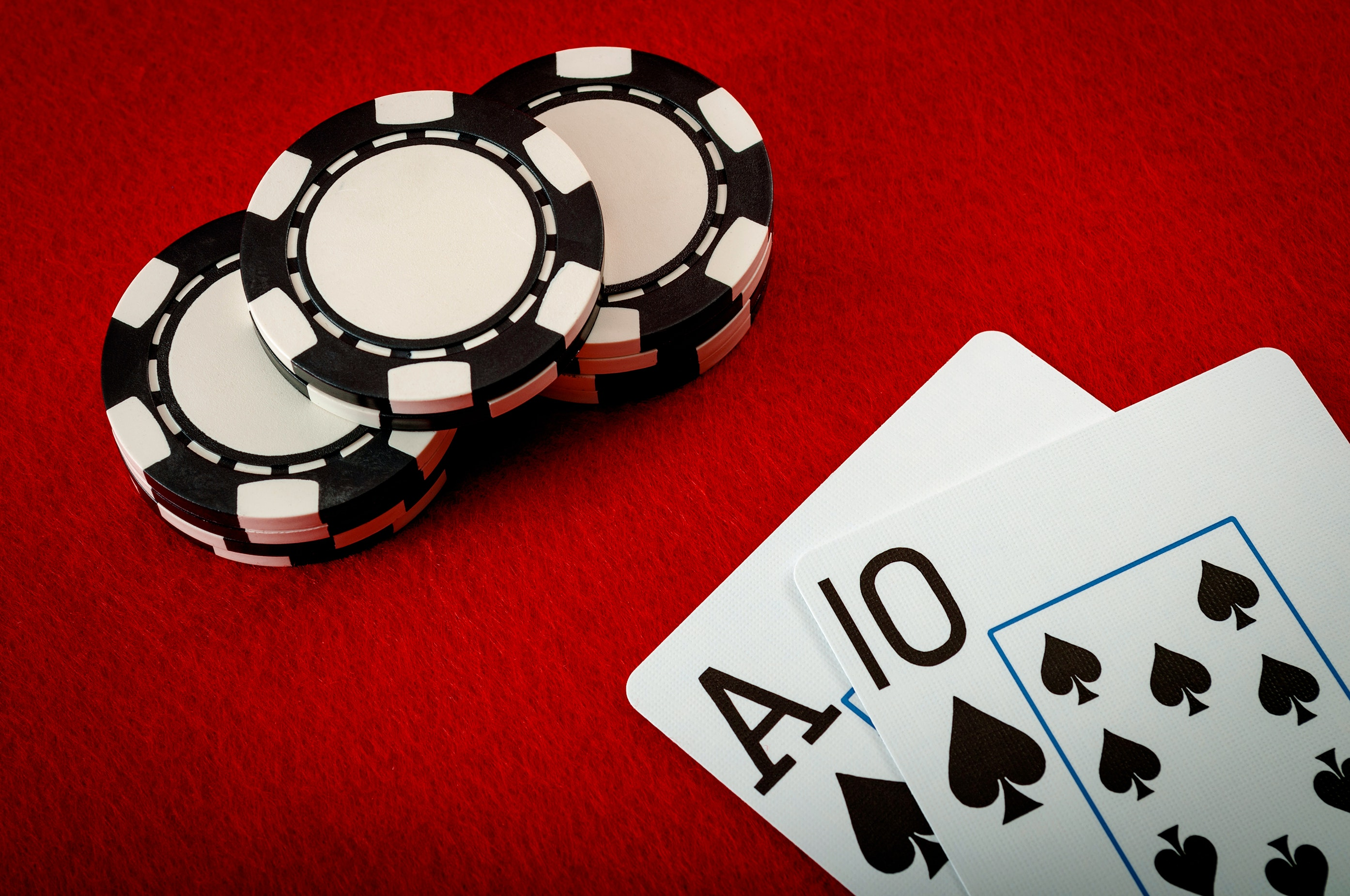 Texas holdem hands ace high or low