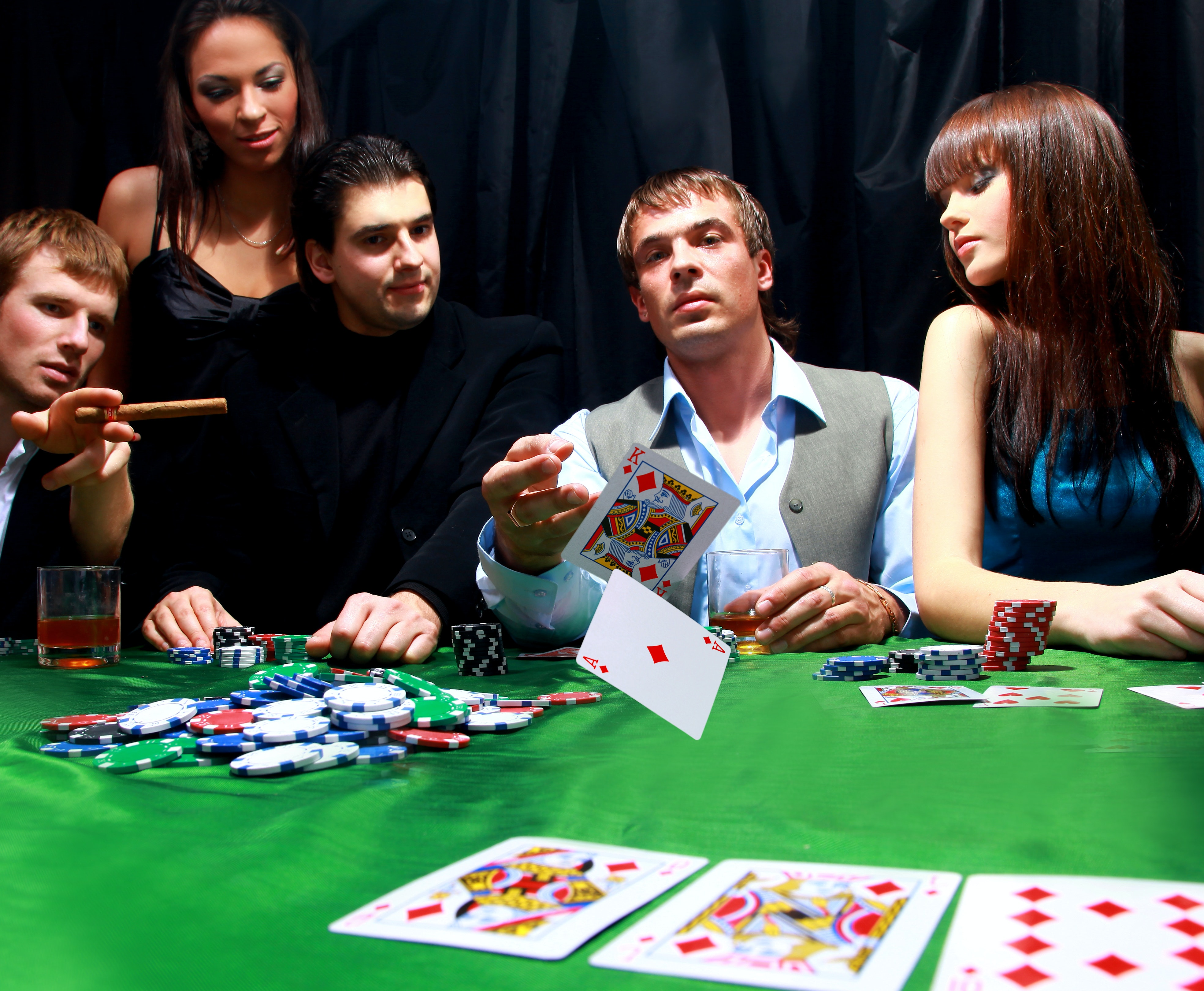 The best games for high rollers