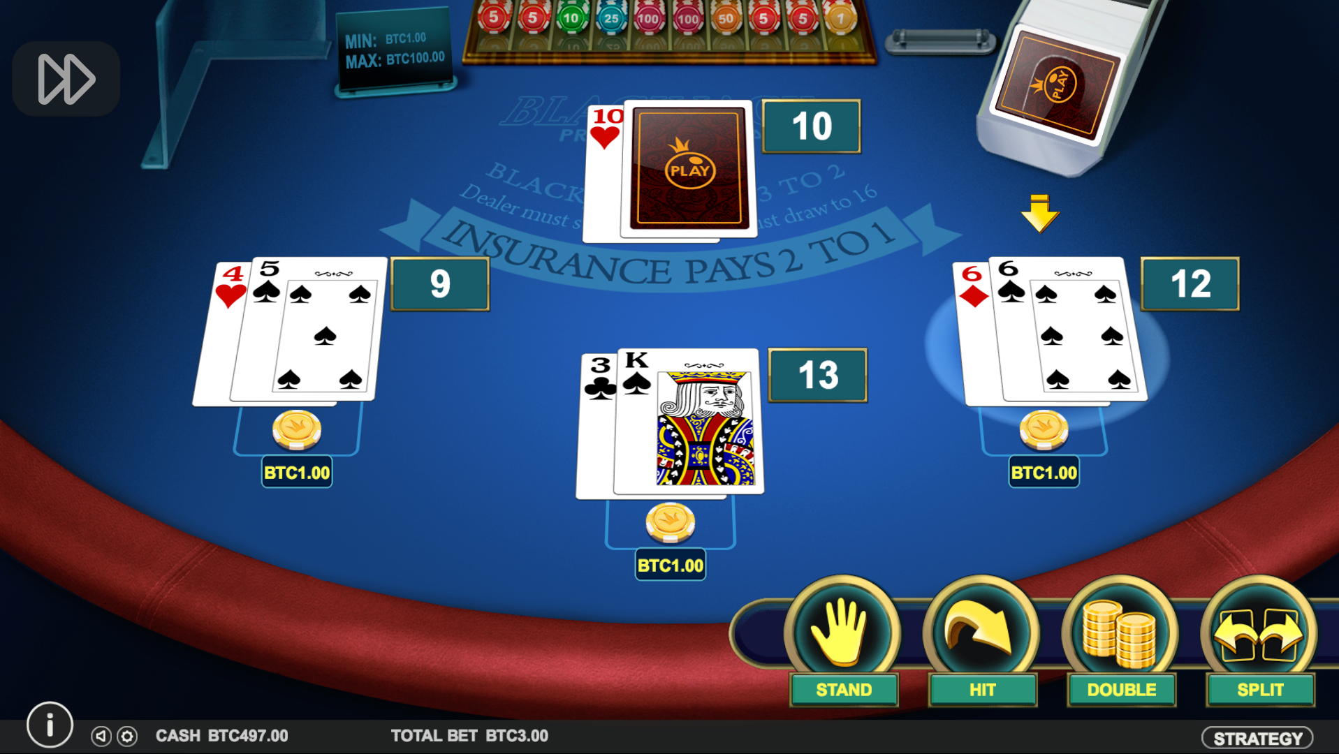 Best roulette online game