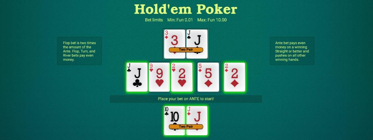 pokerblätter