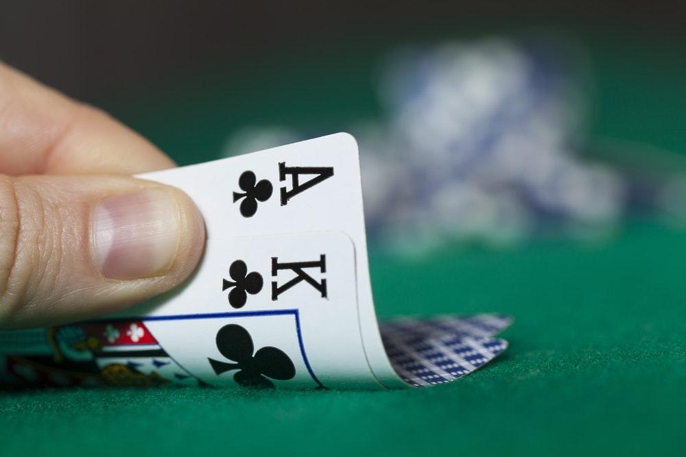 Woran man ein gutes Pokerblatt erkennt