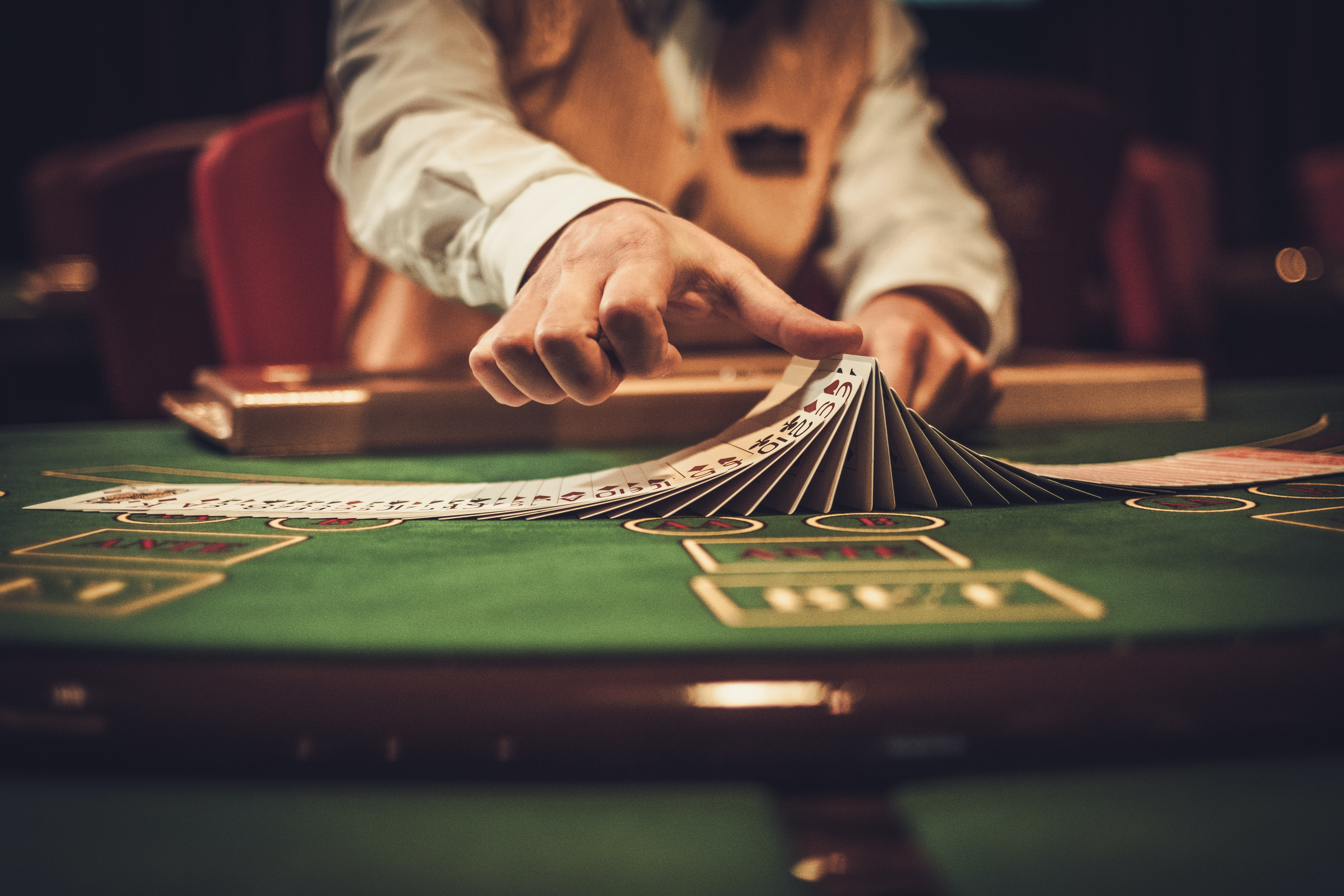 Five myths about card counting