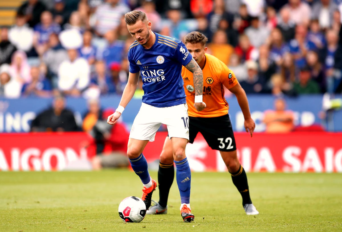 Soccer Leicester hold Wolves to a draw Article - Sportsbet io