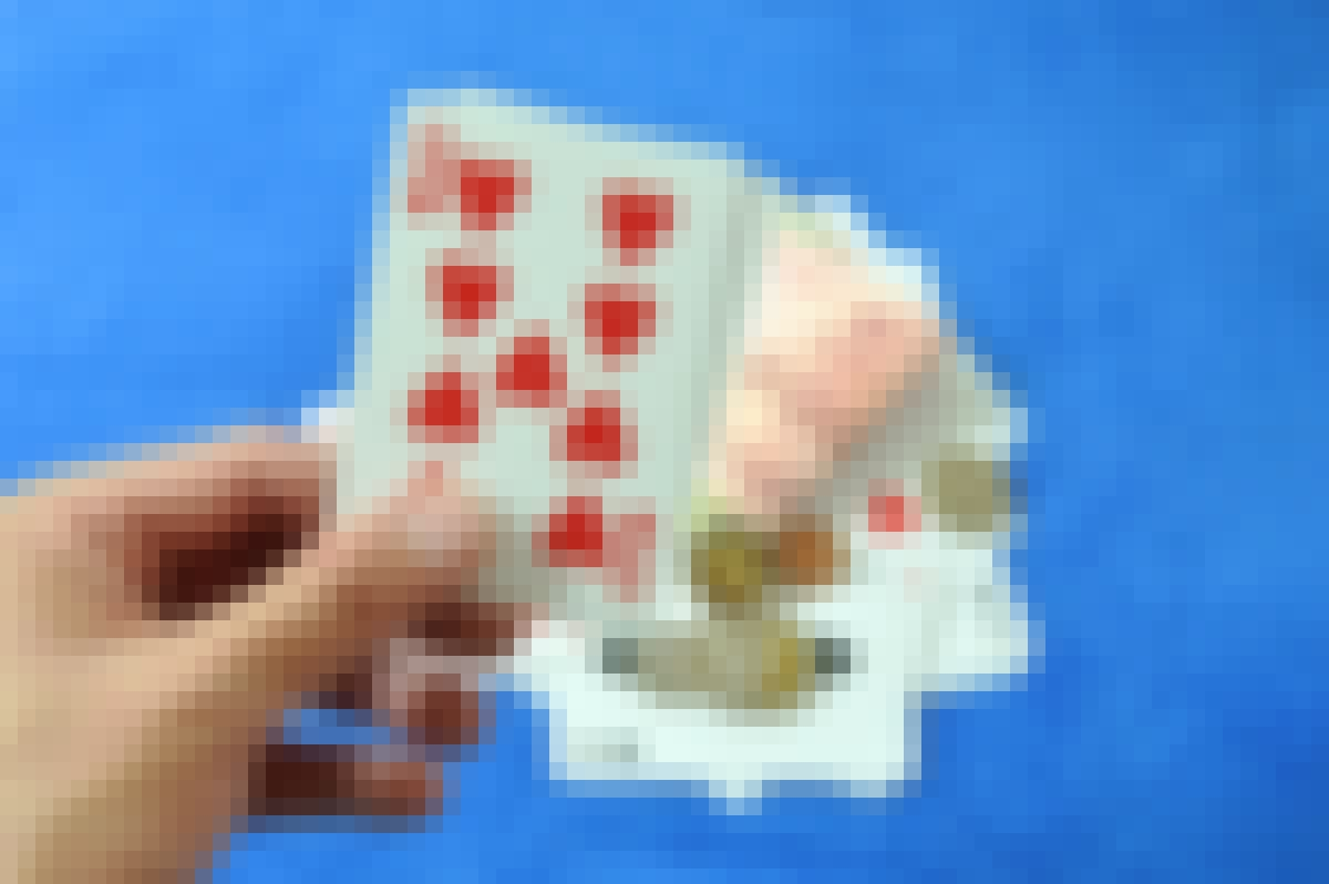 The 1-3-2-4 betting system in baccarat: does it work?