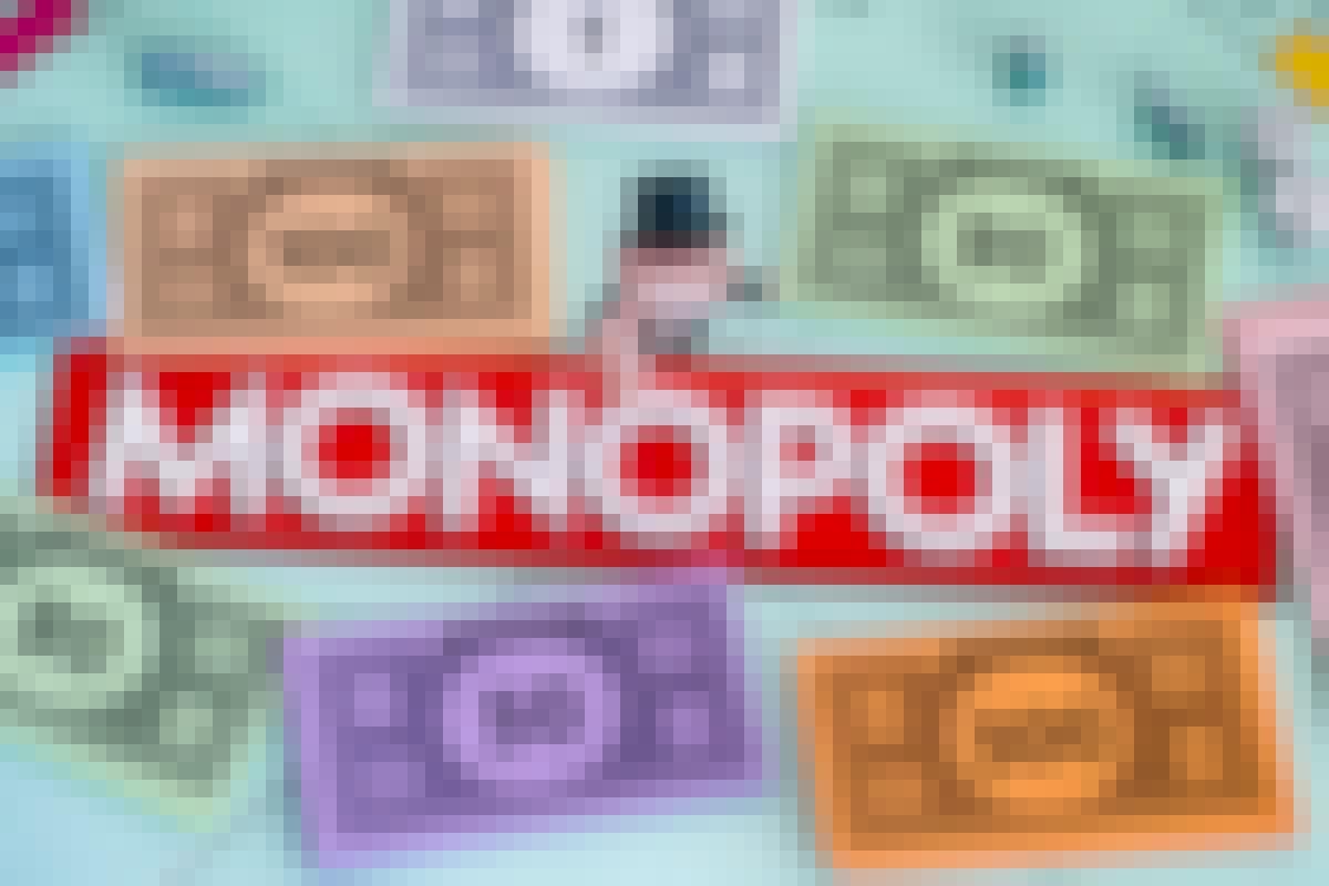 Divirta-se com o Monopoly Live