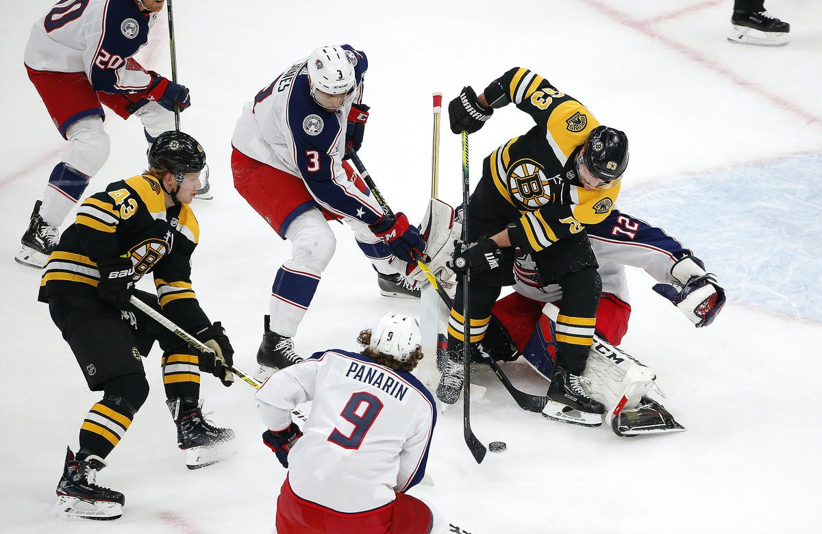 NHL: review of the weekend action