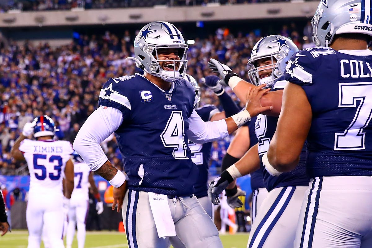Late comeback not enough for Cowboys against Bears