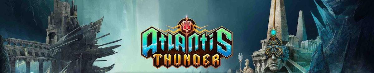 You'll be Atlantis Thunder-struck