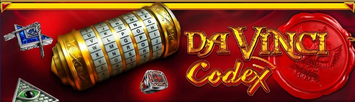 Unlock mystery winnings with Da Vinci Codex