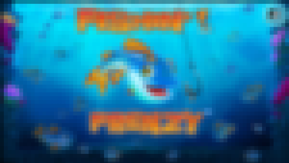 Delve into the ocean and discover wins with Fishin' Frenzy