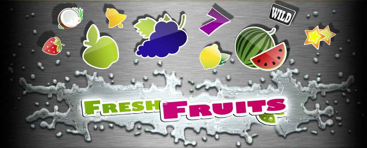Fresh & juicy wins with Fresh Fruits!