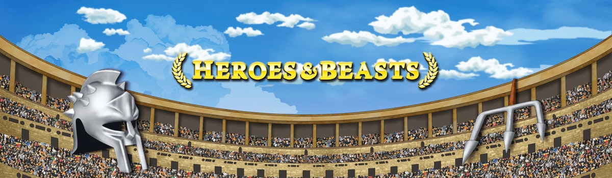 A heroic game that keeps the beast of boredom at bay