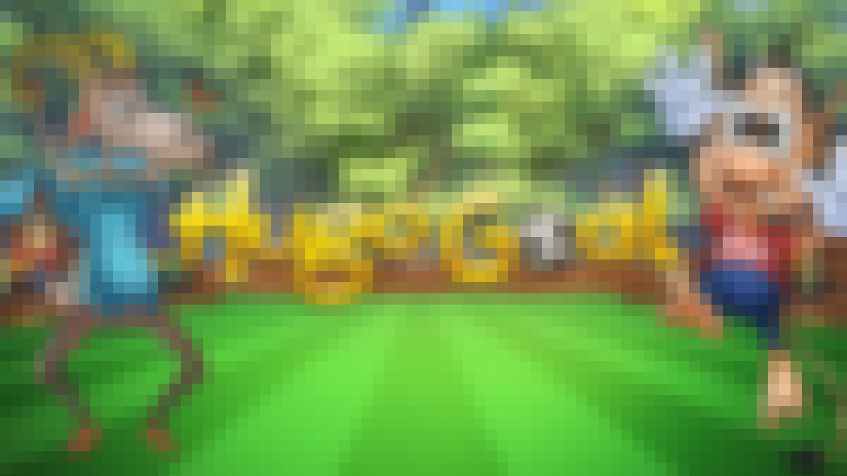 Hugo Goal: ¿Qué, otra tragamonedas de fútbol?