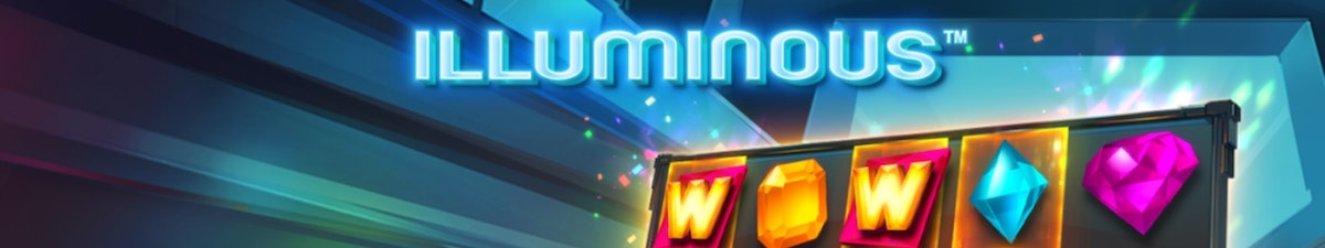 Illuminous might not be a proper word, but who cares!
