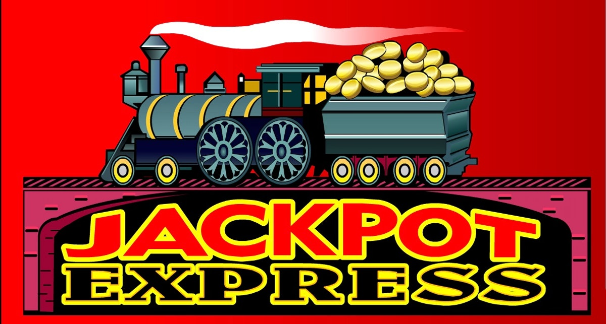 All aboard the Jackpot Express!