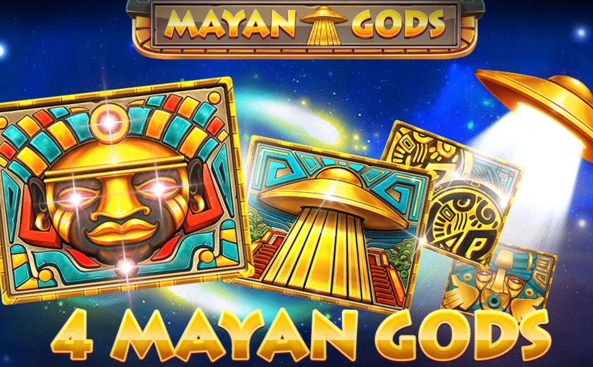 Discover Mayan gold with Mayan Gods