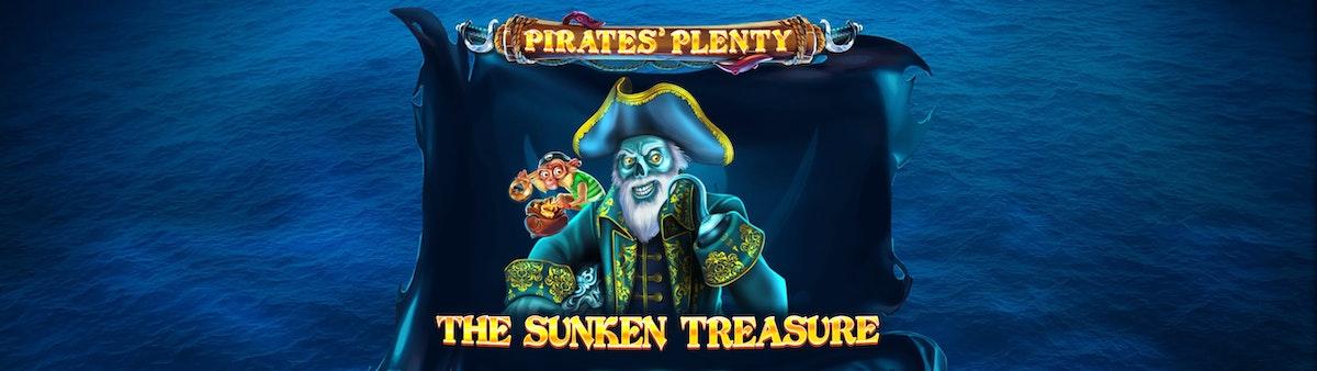 Walk the plank of plenty in Pirates' Plenty