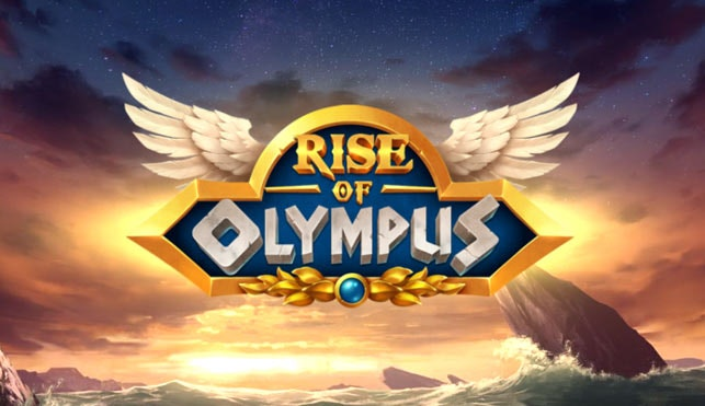 Olympus is on the rise and handing out the winnings!