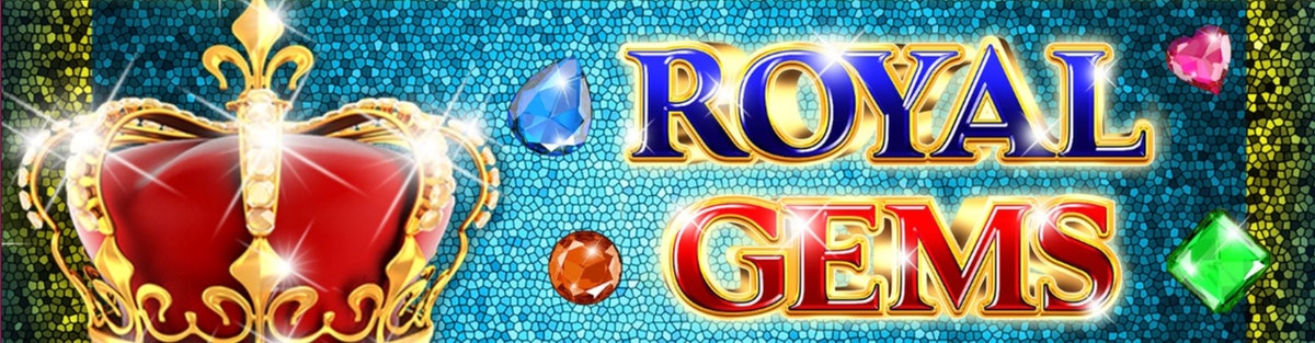 Sparkle some wins with Royal Gems