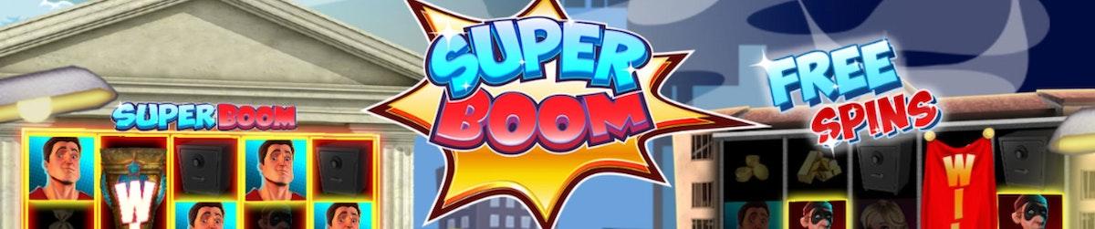 Super Boom your wins!