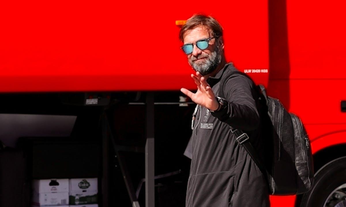 Soccer Jurgen Klopp calm despite quiet transfer window