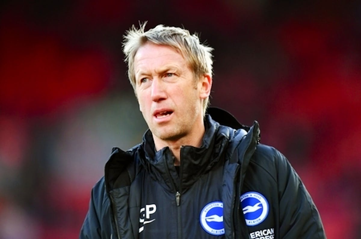 Graham Potter wary of Arsenal reaction