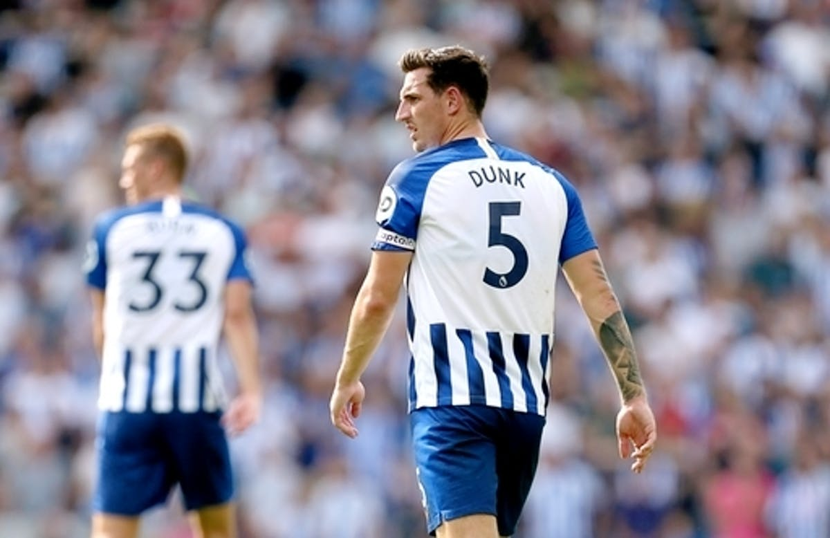 Lewis Dunk claims Arsenal crowd played key part in defeat