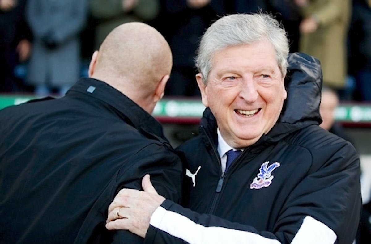 Roy Hodgson backs Palace to cope with defensive crisis