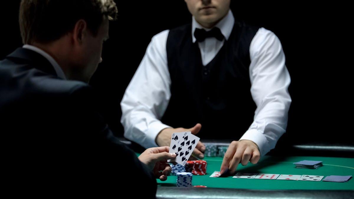 How to get in the correct poker mindset - Blog - Bitcasino.io