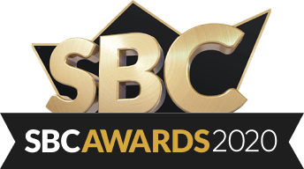 SBC Sponsorship of the Year. 2020